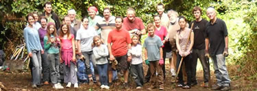 Westcombe Woodlands Volunteers
